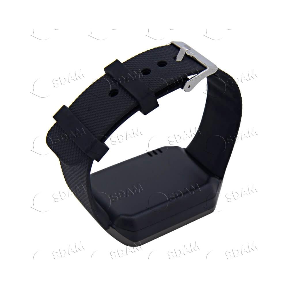 Смарт часы DZ09 (чёрные) - 4