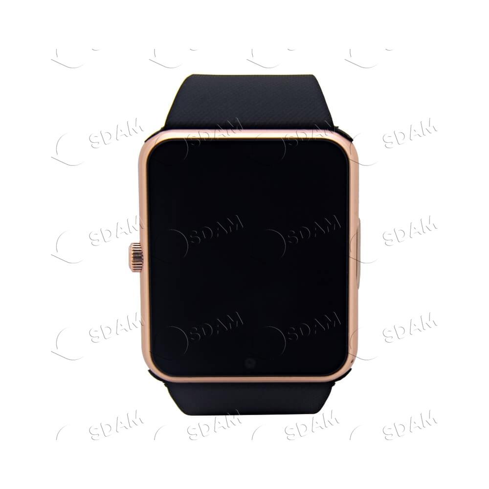 Смарт часы GT08 (золотые)